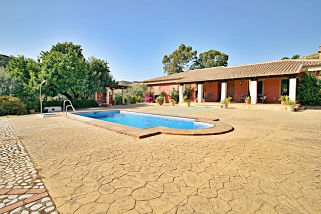 4 slaapkamer Finca/Landhuis te huur in Mijas Costa met zwembad - € 1.500 (Ref: 5551807)