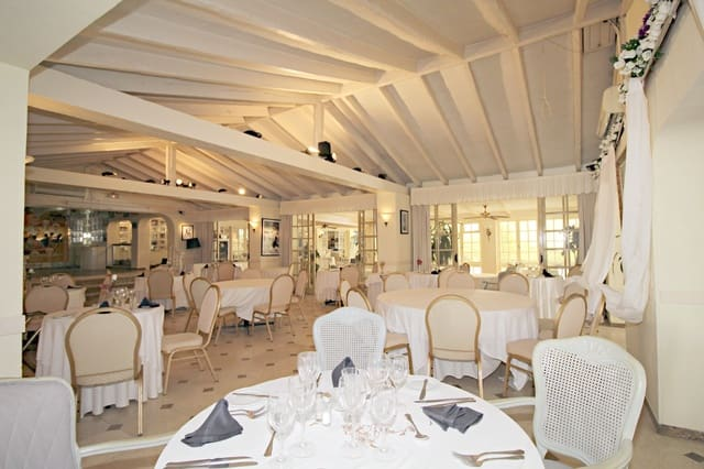 Bar/Restaurante en Mijas Costa en venta con piscina - 1.100.000 € (Ref: 5635343)