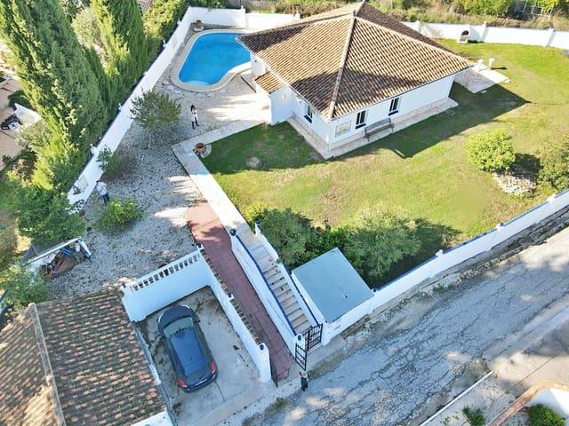 4 Zimmer Bungalow zu verkaufen in Coin mit Pool - 260.000 € (Ref: 5708257)