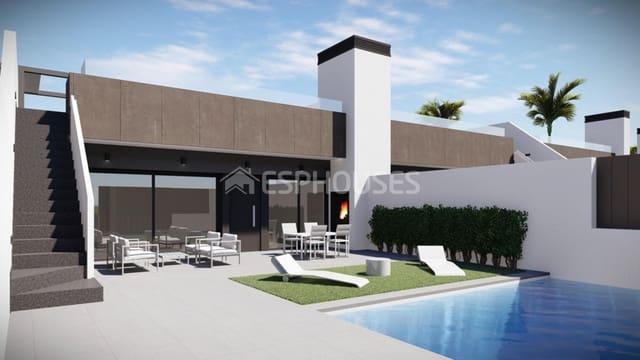3 sovrum Bungalow till salu i Mar de Cristal med pool garage - 259 950 € (Ref: 5523469)