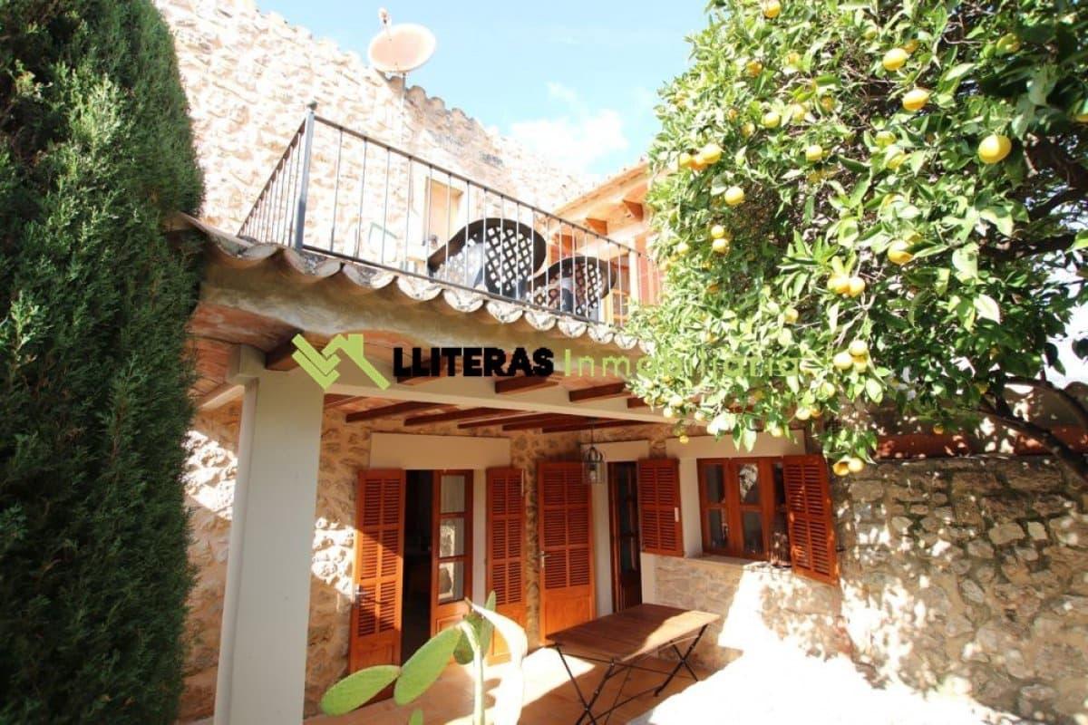Casa de 4 habitaciones en Mancor de la Vall en venta - 375.000 € (Ref: 5751493)