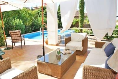 4 sovrum Villa till salu i Costa de la Calma med pool - 1 100 000 € (Ref: 3704358)