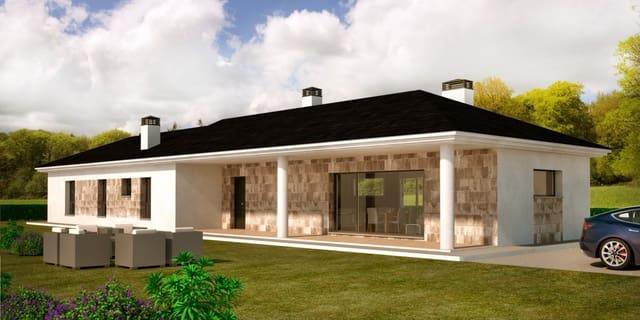 3 sypialnia Willa na sprzedaż w Alpedrete z basenem garażem - 415 000 € (Ref: 5843724)