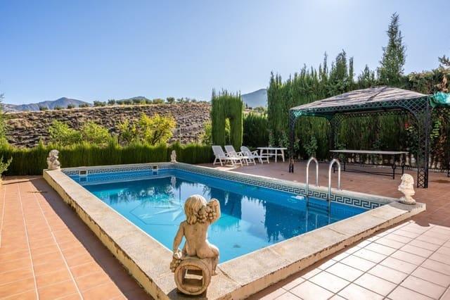 3 sypialnia Willa na sprzedaż w Monachil z basenem garażem - 218 000 € (Ref: 4833483)