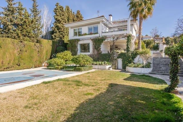 5 sovrum Villa till salu i Cajar med pool garage - 599 000 € (Ref: 5150034)