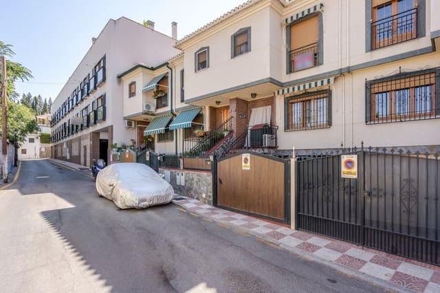 4 soveværelse Rækkehus til salg i Cajar med garage - € 169.500 (Ref: 5560401)