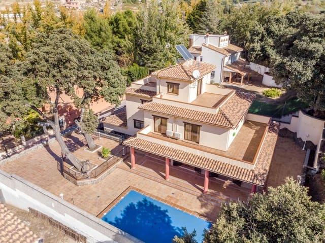 6 soverom Villa til salgs i Alfacar med svømmebasseng - € 420 000 (Ref: 5690928)