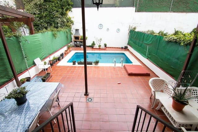 3 bedroom Terraced Villa for sale in Huetor Vega with pool garage - € 185,000 (Ref: 5926603)