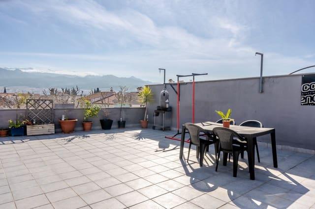 2 sypialnia Penthouse na sprzedaż w Ogijares z basenem garażem - 141 900 € (Ref: 5928482)