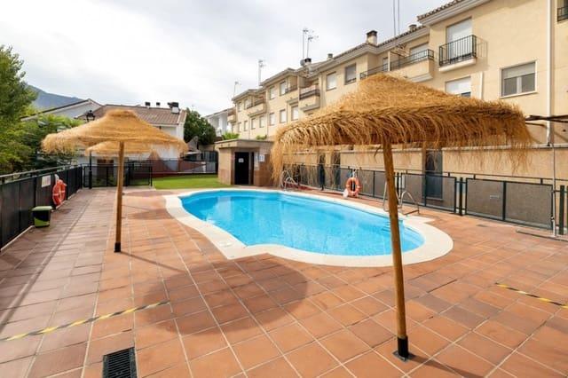 3 makuuhuone Rivitalo myytävänä paikassa Monachil mukana uima-altaan  autotalli - 142 900 € (Ref: 6022177)