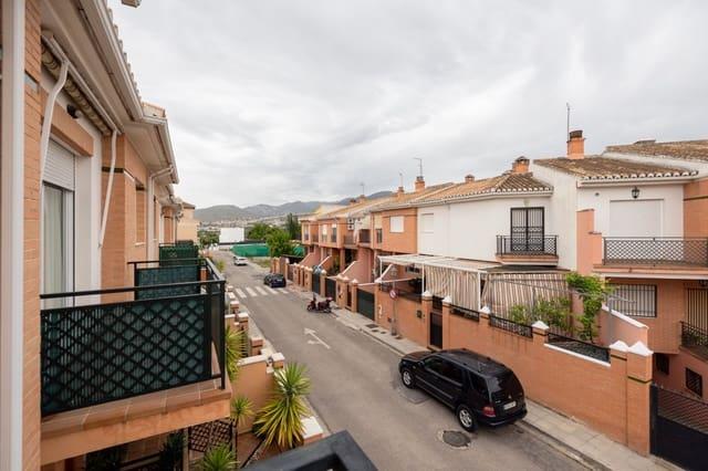 3 soveværelse Semi-Rækkehus til salg i Ogijares med garage - € 194.900 (Ref: 6104450)