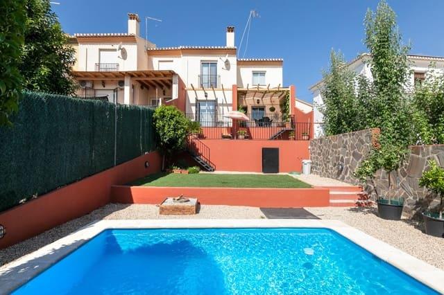 3 bedroom Semi-detached Villa for sale in Otura with pool garage - € 210,000 (Ref: 6211398)