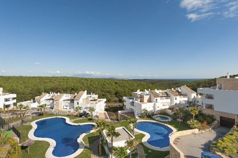 2 sypialnia Apartament na sprzedaż w La Alcaidesa z basenem - 146 000 € (Ref: 4406772)