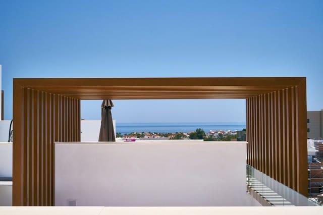 3 sypialnia Apartament na sprzedaż w Cancelada z basenem garażem - 419 000 € (Ref: 4406927)