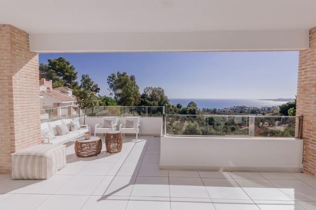 4 sypialnia Willa na sprzedaż w Benalmadena Costa z basenem - 599 000 € (Ref: 4692024)