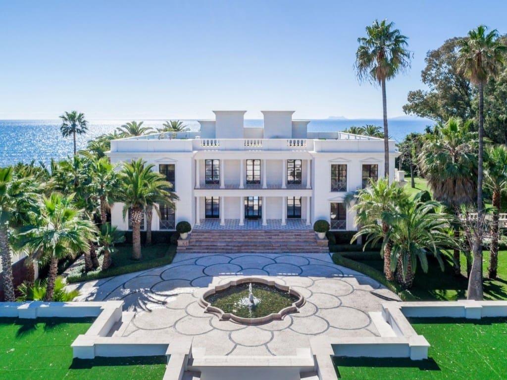 8 Zimmer Villa zu verkaufen in San Pedro de Alcantara mit Pool Garage - 12.500.000 € (Ref: 4771343)