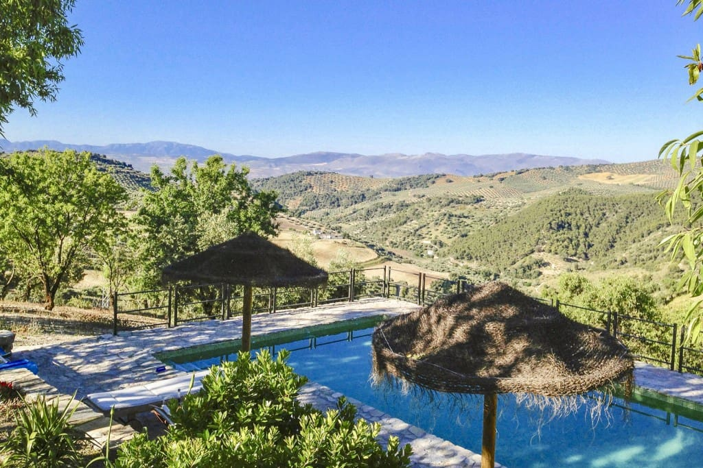 5 bedroom Finca/Country House for sale in Montefrio with pool - € 625,000 (Ref: 5969460)