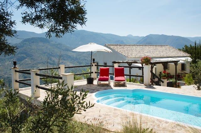 2 makuuhuone Maalaistalo myytävänä paikassa Los Guajares mukana uima-altaan - 265 000 € (Ref: 6022931)