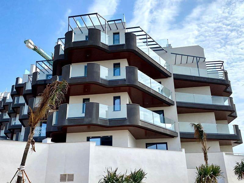 2 sypialnia Apartament na sprzedaż w Torre del Mar z basenem - 161 000 € (Ref: 6024803)