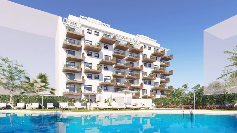 2 sypialnia Apartament na sprzedaż w Torre del Mar z basenem - 262 000 € (Ref: 6038064)