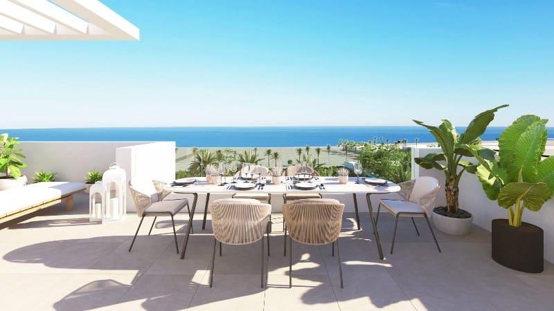 3 sypialnia Apartament na sprzedaż w Torre del Mar z basenem - 262 000 € (Ref: 6038065)