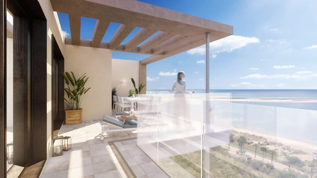 1 sypialnia Apartament na sprzedaż w Isla Cristina z basenem - 164 000 € (Ref: 6075758)
