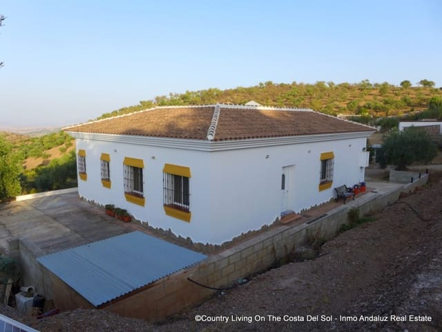 3 sovrum Finca/Hus på landet till salu i Tolox - 149 000 € (Ref: 4128776)