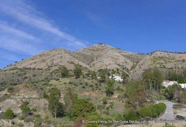 Ubebygd land til salgs i Alhaurin el Grande - € 49 000 (Ref: 4270079)