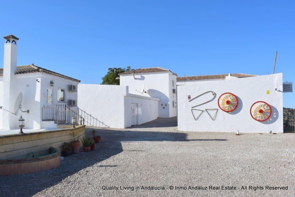 10 quarto Comercial para venda em Olvera com piscina - 1 700 000 € (Ref: 5120963)