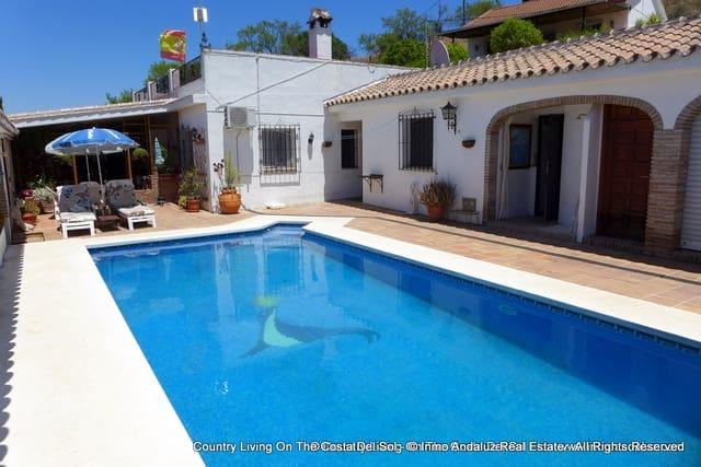 2 camera da letto Finca/Casa di Campagna in vendita in Guaro (Coin) con piscina - 175.000 € (Rif: 5565886)