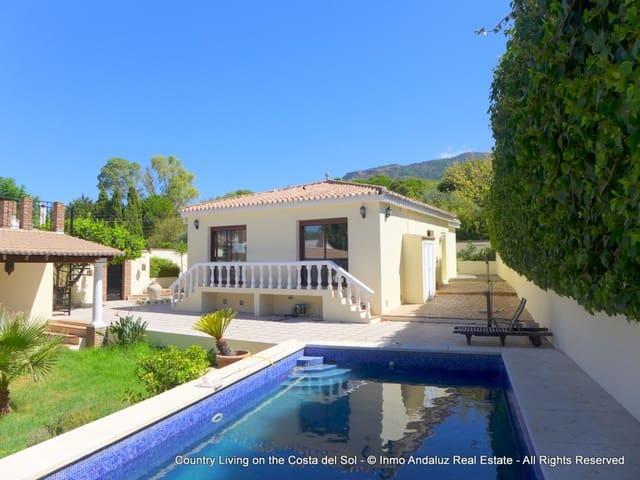 3 soverom Villa til salgs i Alhaurin el Grande med svømmebasseng - € 399 000 (Ref: 5583611)