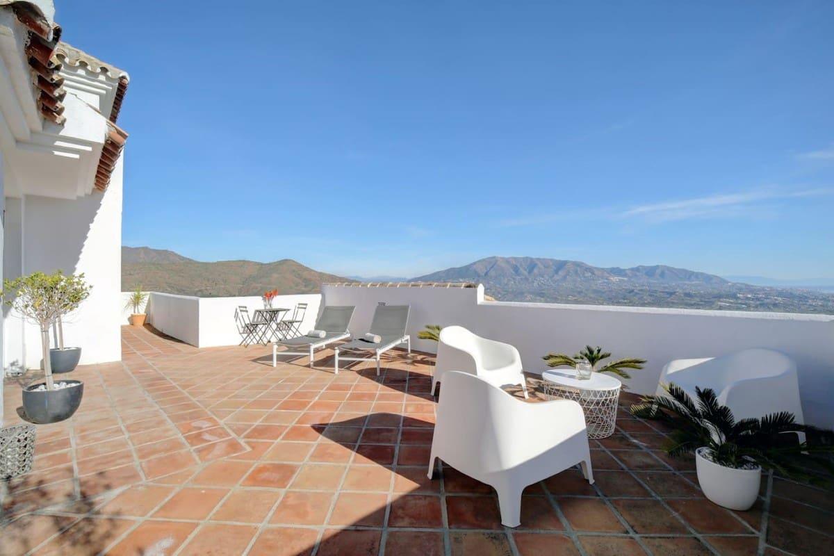 1 camera da letto Appartamento da affitare come casa vacanza in La Mairena con piscina - 900 € (Rif: 5965420)
