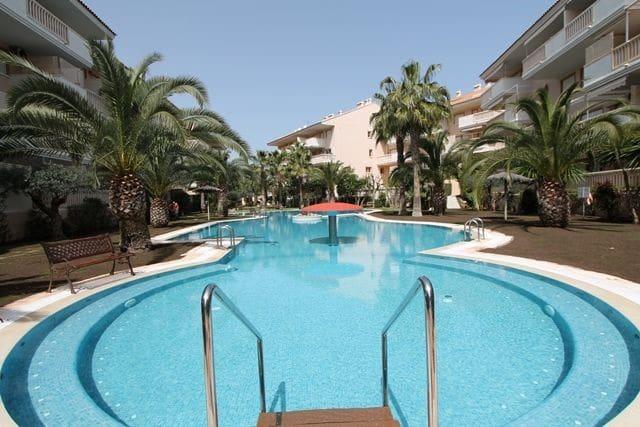 3 Zimmer Ferienpenthouse in Javea / Xabia mit Pool - 1.000 € (Ref: 3251634)
