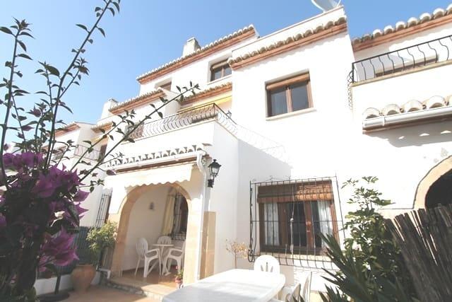3 soverom Hus til salgs i Javea / Xabia - € 750 (Ref: 3251637)