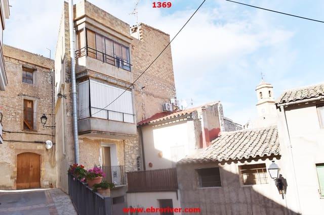 Casa de 4 habitaciones en El Pinell de Brai en venta - 93.000 € (Ref: 5801867)