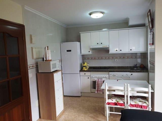 1 chambre Appartement à vendre à Tapia de Casariego - 95 000 € (Ref: 3922503)
