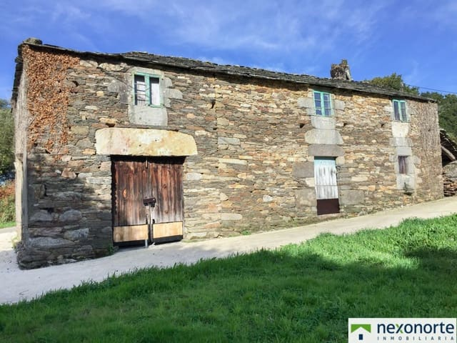 Hus till salu i Xermade - 39 000 € (Ref: 1424065)