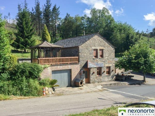 3 chambre Maison de Ville à vendre à As Pontes de Garcia Rodriguez avec garage - 123 000 € (Ref: 5383084)
