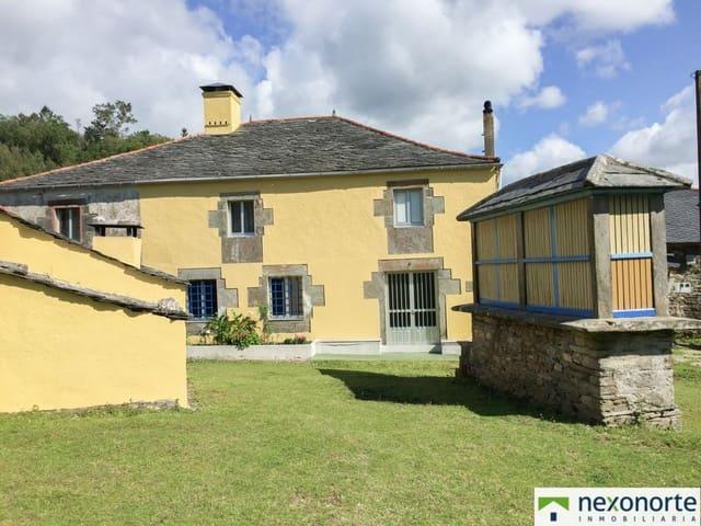 Casa de 4 habitaciones en Ourol en venta - 67.000 € (Ref: 5536873)