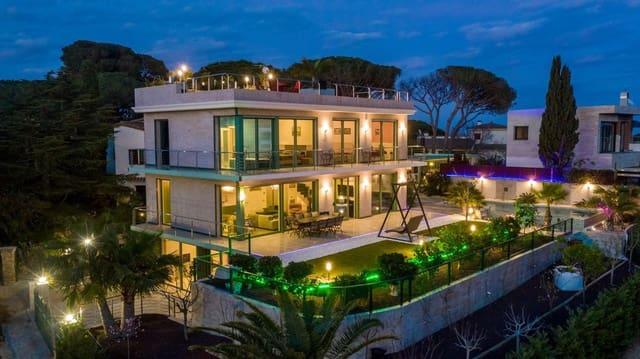 4 chambre Villa/Maison à vendre à Castell d'Aro avec piscine - 1 970 000 € (Ref: 5503473)