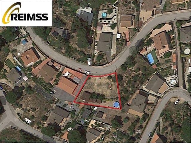 Building Plot for sale in Macanet de la Selva - € 73,000 (Ref: 6311306)