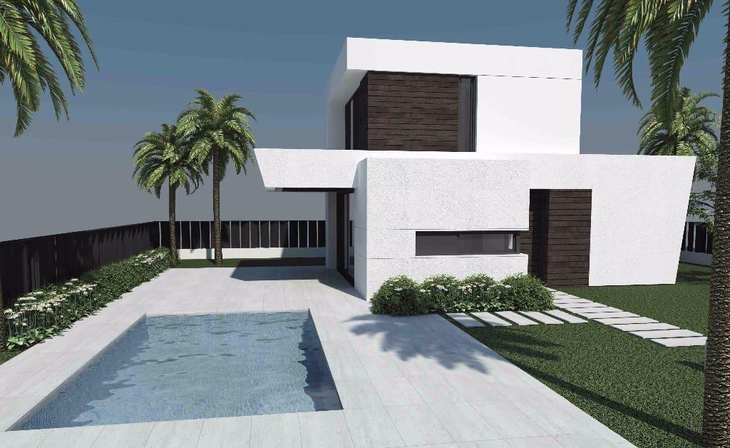 Chalet de 3 habitaciones en Polop en venta con piscina garaje - 316.500 € (Ref: 4168299)