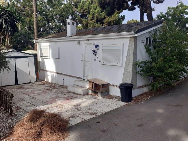 3 Zimmer Mobilhaus zu verkaufen in Marbella mit Pool Garage - 40.000 € (Ref: 6228009)