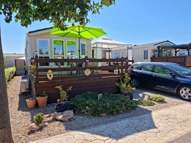 2 quarto Casa Móvel para venda em Alameda com piscina garagem - 37 995 € (Ref: 6368872)