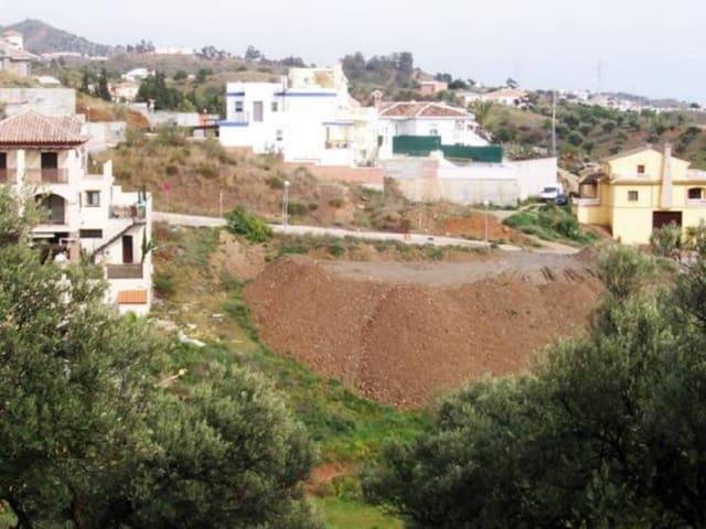 Bauplatz zu verkaufen in Torre de Benagalbon - 90.000 € (Ref: 3474315)