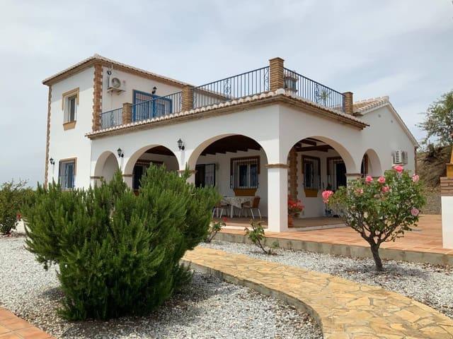3 chambre Finca/Maison de Campagne à vendre à Macharaviaya - 395 000 € (Ref: 5331060)