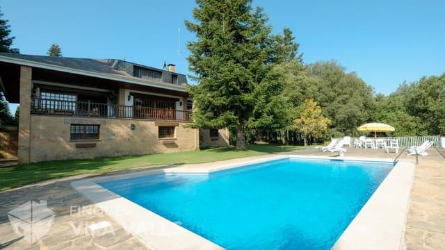 6 soverom Villa til salgs i Sant Quirze Safaja med svømmebasseng garasje - € 900 000 (Ref: 5635211)