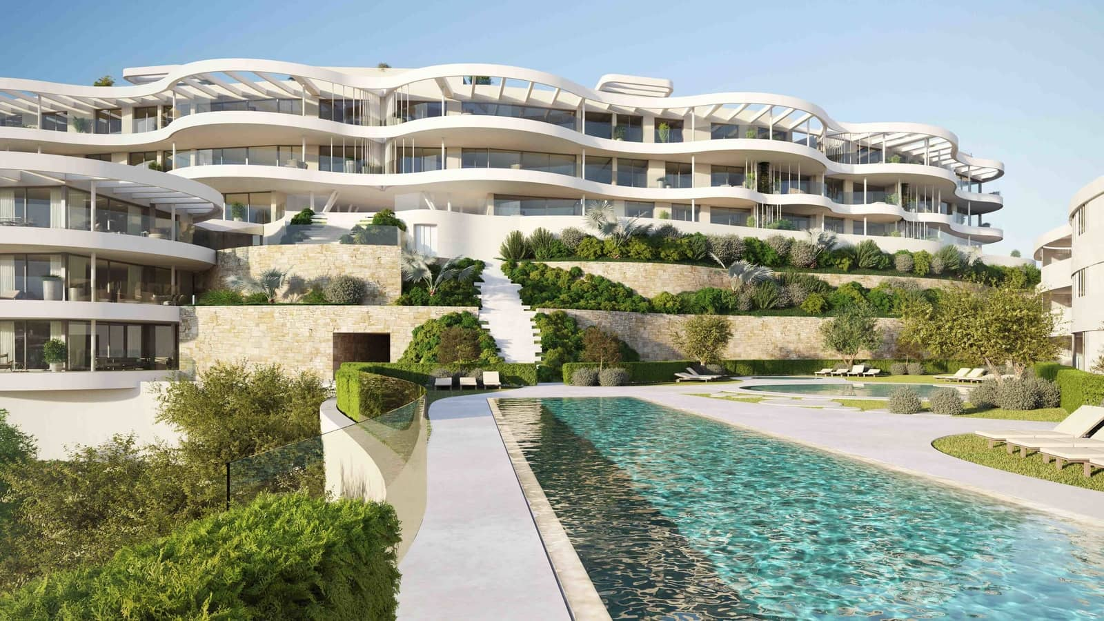 2 bedroom Apartment for sale in Marbella with pool garage - € 549,000 (Ref: 4871326)