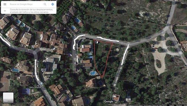 Byggetomt til salgs i Torrent - € 175 000 (Ref: 5305867)