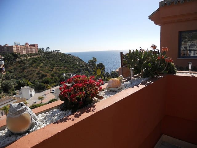 3 Zimmer Penthouse zu verkaufen in Almunecar mit Pool - 393.000 € (Ref: 4452271)